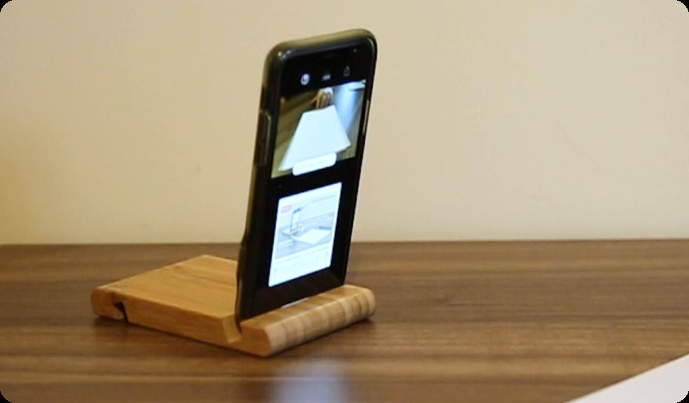 Paper Mobile Setup 2